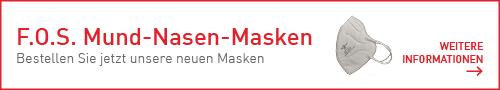 F.O.S. Mund-Nasen-Masken